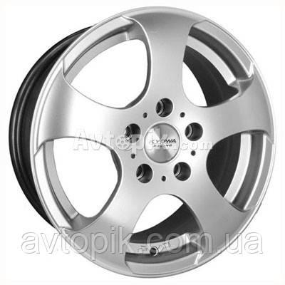Литые диски Kyowa KR336 R15 W6.5 PCD5x110 ET40 DIA73.1 (HP)