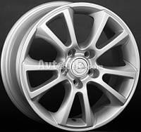 Литые диски Replica Opel (OPL2) R16 W6.5 PCD5x110 ET37 DIA65.1 (silver), фото 1