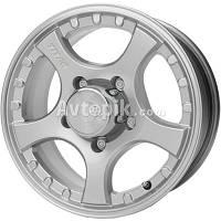 Литые диски Скад Титан R16 W7 PCD6x139.7 ET20 DIA109.7 (селена)