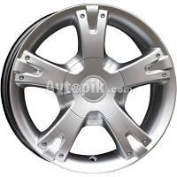 Литые диски RS Wheels 5025 R15 W6.5 PCD5x112 ET40 DIA67.1 (HS)