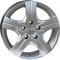 Литые диски RS Wheels 712 R15 W6.5 PCD5x118 ET50 DIA71.6 (HS)