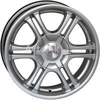 Литые диски RS Wheels 616 R16 W7 PCD5x100 ET40 DIA69.1 (HS)