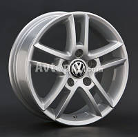 Литые диски Replay Volkswagen (VV30) R16 W6.5 PCD5x120 ET51 DIA65.1 (silver)