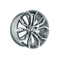 Литые диски Replica BMW (B792) R20 W11 PCD5x120 ET37 DIA74.1 (GMF)