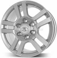 Литые диски Replica Toyota (268) Prado R20 W8.5 PCD6x139.7 ET25 DIA106.2 (HS)