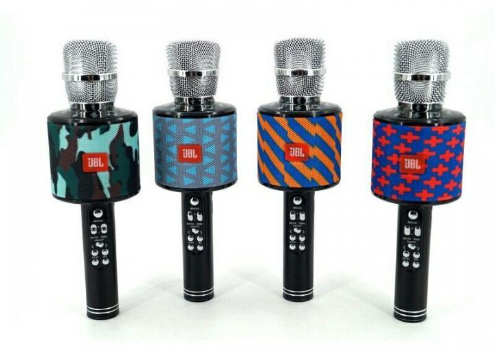 Микрофон DM Karaoke UBL K319
