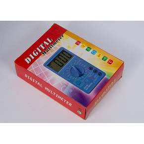 Цифровой мультиметр тестер DT700B, фото 2