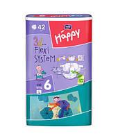 Підгузки Bella Baby Happy Junior Extra 6 (16-26 кг) - 42 шт.