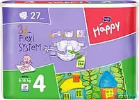 Підгузки Bella Baby Happy Maxi 4 (8-18 кг) - 27 шт.