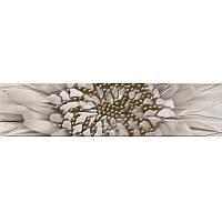 Плитка Golden Tile Зебрано Фриз беж К61311 6*25