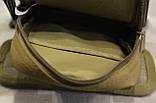 Сумочка - барсетка для карточек и телефона скрытого ношения (плечевая) (9119-coyote), фото 9