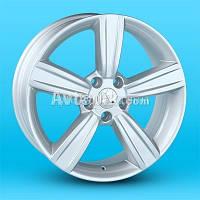 Литые диски Replica Mitsubishi (A-1107) R18 W7 PCD5x114.3 ET35 DIA67.1 (silver)
