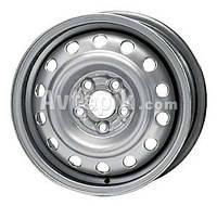 Стальные диски Steel Noname R15 W6 PCD5x100 ET39 DIA54.1 (silver)