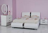 Кровать Наоми 1,6 белая