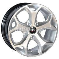Литые диски Allante 547 R16 W7 PCD5x118 ET40 DIA71.1 (HS)