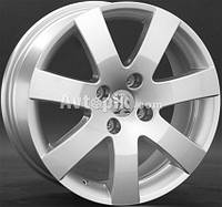 Литые диски Replay Peugeot (PG21) R16 W7 PCD4x108 ET32 DIA65.1 (silver)