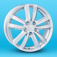 Литые диски Replica Mitsubishi (A-MI29) R17 W6.5 PCD5x114.3 ET38 DIA67.1 (silver)