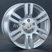 Литые диски Replay Nissan (NS68) R17 W7 PCD5x114.3 ET55 DIA66.1 (silver)
