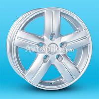 Литые диски Replica Opel (JT1298) R16 W7 PCD5x118 ET45 DIA71.1 (silver)