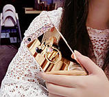 Чехол-накладка TPU Luxury Bear gold для Apple iPhone 6 / 6S, фото 3