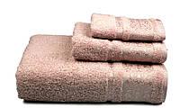 Полотенце махровое Бамбук, 500 гр/м2, 70х140, цвет: розовый