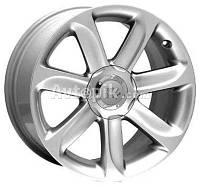 Литые диски WSP Italy Audi (W559) Sapri R17 W7.5 PCD5x112 ET30 DIA66.6 (silver)