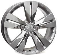 Литые диски WSP Italy Mercedes (W767) Manila R18 W8 PCD5x112 ET35 DIA66.6 (silver)