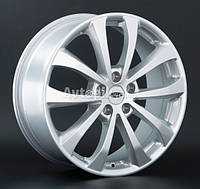 Литые диски Replay Ford (FD31) R18 W7.5 PCD5x108 ET52.5 DIA63.3 (silver)