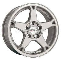 Литые диски Disla 509 R15 W6.5 PCD5x112 ET35 DIA57.1 (silver)