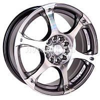 Литые диски Racing Wheels H-245 R17 W7 PCD5x108 ET40 DIA73.1 (GM/FP)