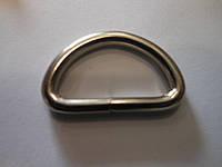 Полукольцо толстое 3 см толщина проволоки 4 мм (100 штук)
