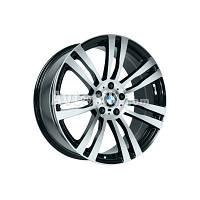Литые диски Replica BMW (B736) R20 W9.5 PCD5x120 ET37 DIA74.1 (MBF)