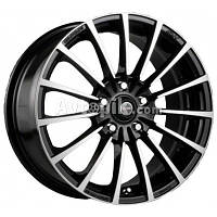 Литые диски Racing Wheels H-429 R15 W6.5 PCD4x114.3 ET40 DIA67.1 (BK-F/P)