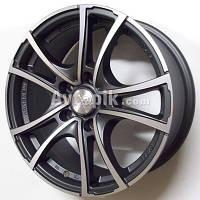 Литые диски Racing Wheels H-496 R16 W7 PCD5x110 ET35 DIA65.1 (DDN-F/P)