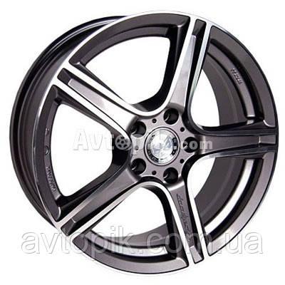 Литые диски Racing Wheels H-315 R16 W7 PCD5x114.3 ET40 DIA67.1 (GM-F/P)
