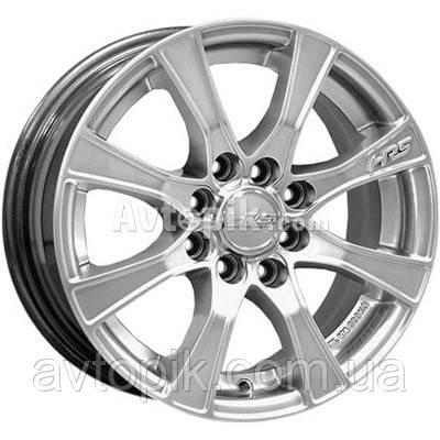 Литые диски Racing Wheels H-476 R13 W5.5 PCD4x98 ET38 DIA58.6 (HS)