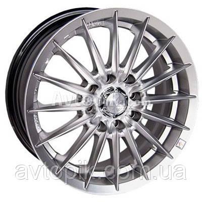 Литые диски Racing Wheels H-155 R13 W5.5 PCD4x100 ET35 DIA67.1 (HS)