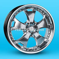 Литые диски Racing Wheels H-353 R17 W7 PCD5x112 ET40 DIA73.1 (HPT/DP)