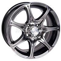 Литые диски Racing Wheels H-134 R13 W5.5 PCD4x98 ET35 DIA58.6 (HS)
