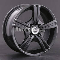 Литые диски Racing Wheels H-326 R14 W6 PCD4x100 ET38 DIA67.1 (HS)