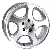 Литые диски WSP Italy Mercedes (W720) New Age R18 W9.5 PCD5x112 ET35 DIA66.6 (silver)