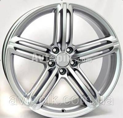 Литые диски Replica Audi (AU348f) R20 W8.5 PCD5x112 ET32 DIA66.6 (HS)