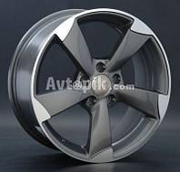 Литые диски Replay Audi (A56) R18 W8 PCD5x112 ET39 DIA66.6 (GMF)