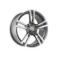 Литые диски Replica Porsche (PR912) R20 W11 PCD5x130 ET68 DIA71.6 (GMF)