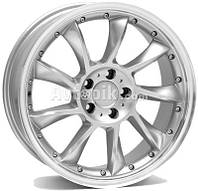 Литые диски WSP Italy Mercedes (W729) Madrid R20 W8.5 PCD5x112 ET35 DIA66.6 (silver polished)