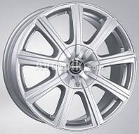 Литые диски Borbet TS R18 W8.5 PCD5x120 ET15 (серебро)