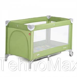 Манеж CARRELLO Piccolo CRL-9203 Sunny Green