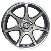 Литые диски RS Wheels 792 R15 W6.5 PCD5x112 ET40 DIA57.1 (MG)