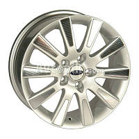 Литые диски Replica Ford (D819) R16 W6.5 PCD5x108 ET50 DIA63.4 (MS)