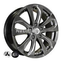 Литые диски Replica Hyundai (7305) R17 W6.5 PCD5x114.3 ET45 DIA67.1 (HB)